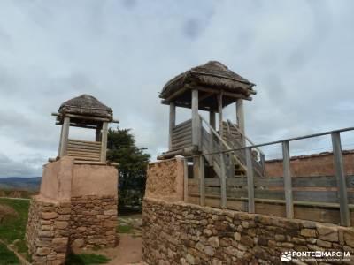 Yacimiento Numancia y Villa Almazán;ruta del oso motilla del azuer puerto navacerrada burujon